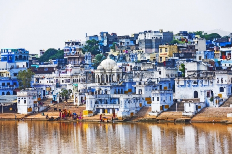 Delhi- Jaipur - Pushkar - Udaipur - Mount Abu - Jodhpur – Delhi Tour Package