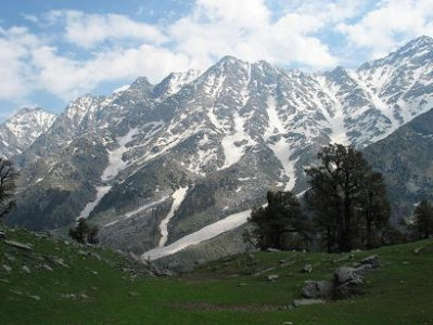 Triund Trek and Indrahar Pass Trek Package -From Triund to Bharmour