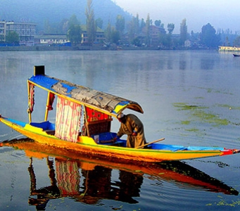 Srinagar local siteseeing Tour