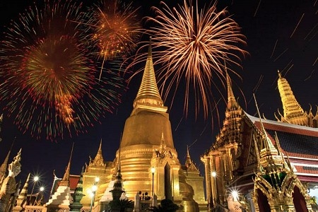 Thailand New Year package Deals from India