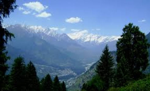 Places to Visit Near Manali