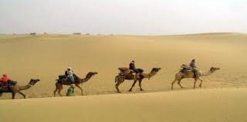 Jaipur Jodhpur Jaisalmer Tour with Desert Safari and Camping-  Jaisalmer Desert Festival 2016 - Rajasthan Desert safari camping Package
