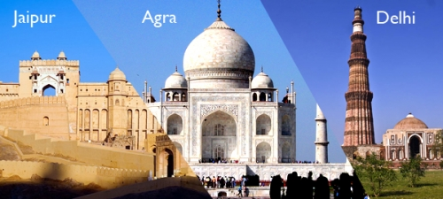 Golden Triangle India Tour with Kashmir