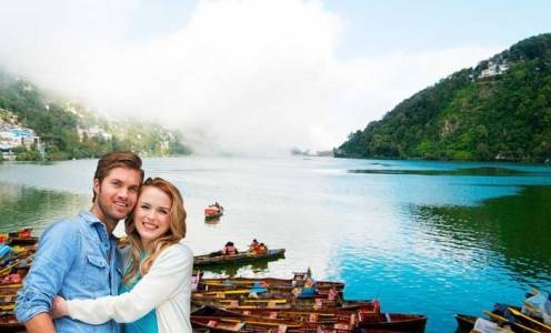 Uttarakhand Honeymoon package - Nainital Corbett Mussoorie