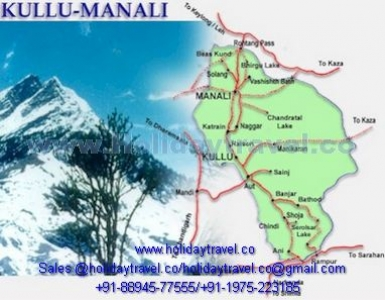 Chandigarh to Shimla & Chandigarh to Manali Tour 2017 2018