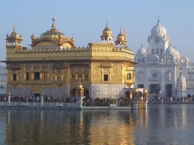 Panj Takht and Punjab Gurudwara tour with Sri Akal Takht Darshan