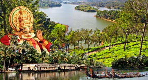 Kerala Tour Package Complete- Cochin Athirapally Munnar Thekkady Alleppey Kovlam Tour Itinerary