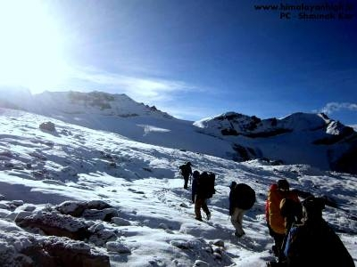 walking holiday ( nanda devi circuit, pin parvati pass)