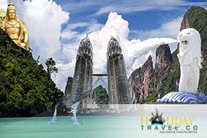 Singapore and Malaysia Tours
