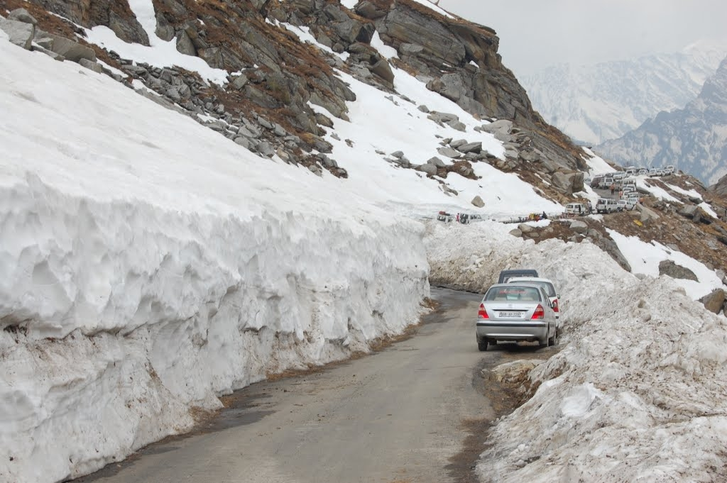 Rohtang Pass Tour Guide Holiday Travel