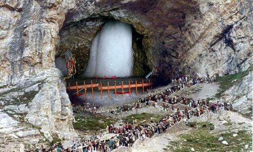 Amarnath Holy Cave Yatra