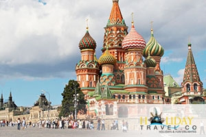 Top 1 Russia Top Attractions