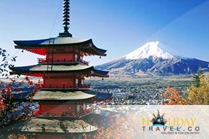 Top 5 Japan top Attractions
