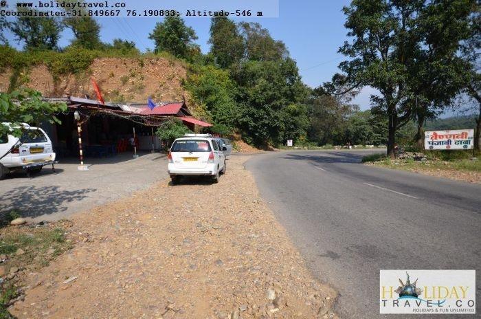 Highway Road Trip To Himachal Devi Darshan-Chintpurni devi-Jwalaji Devi-Kangra devi-Chmunda Devi-RouteFeatures-Dhabas-Enroute-Restaurants-scenic-Landscapes