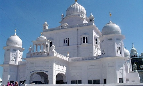 Gurudwara Chamkaur Sahib Ji