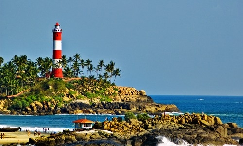 Kovalam Resorts Guide with Site Seeing Tour Packages