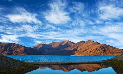 Pangong Lake Tourist Guide