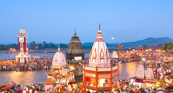 Haridwar Pilgrimage  Tourist guide