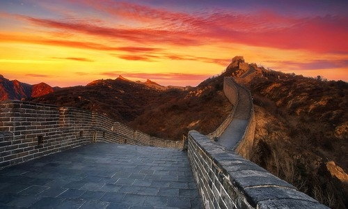 China Top 10 Tourist Attractions