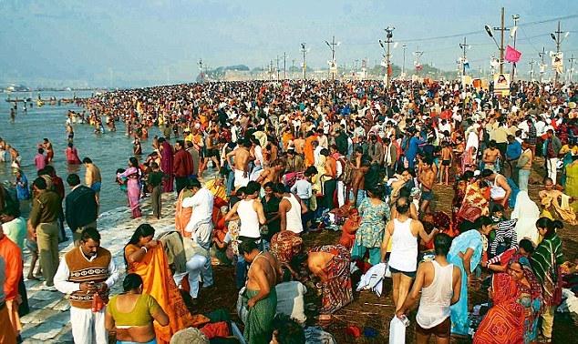 Triveni Sangam Prayag Raj Tourist Guide