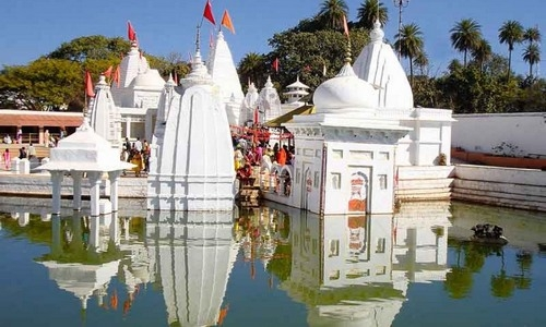 Amarkantak Temple Tour - Top Divine Destination