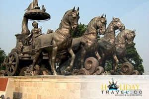 Haryana Top Attractions