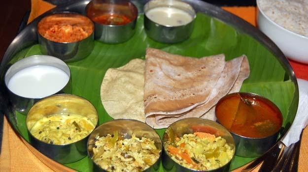 India Top 25 veg food destinations