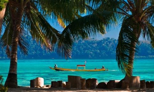 Viper Island Andaman Tour Guide
