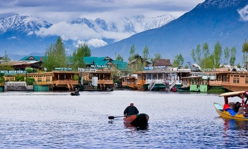 Srinagar Kashmir Tourist Guide