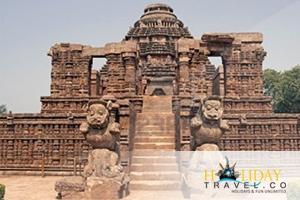 Top 3 Orissa Top attractions