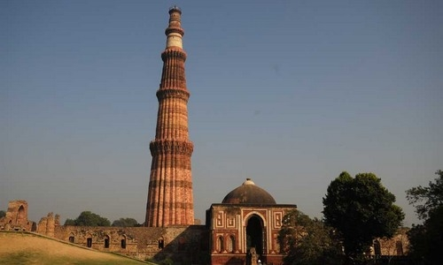 Mehrauli Qutub Minar UNESCO World Heritage Complex Tour Guide