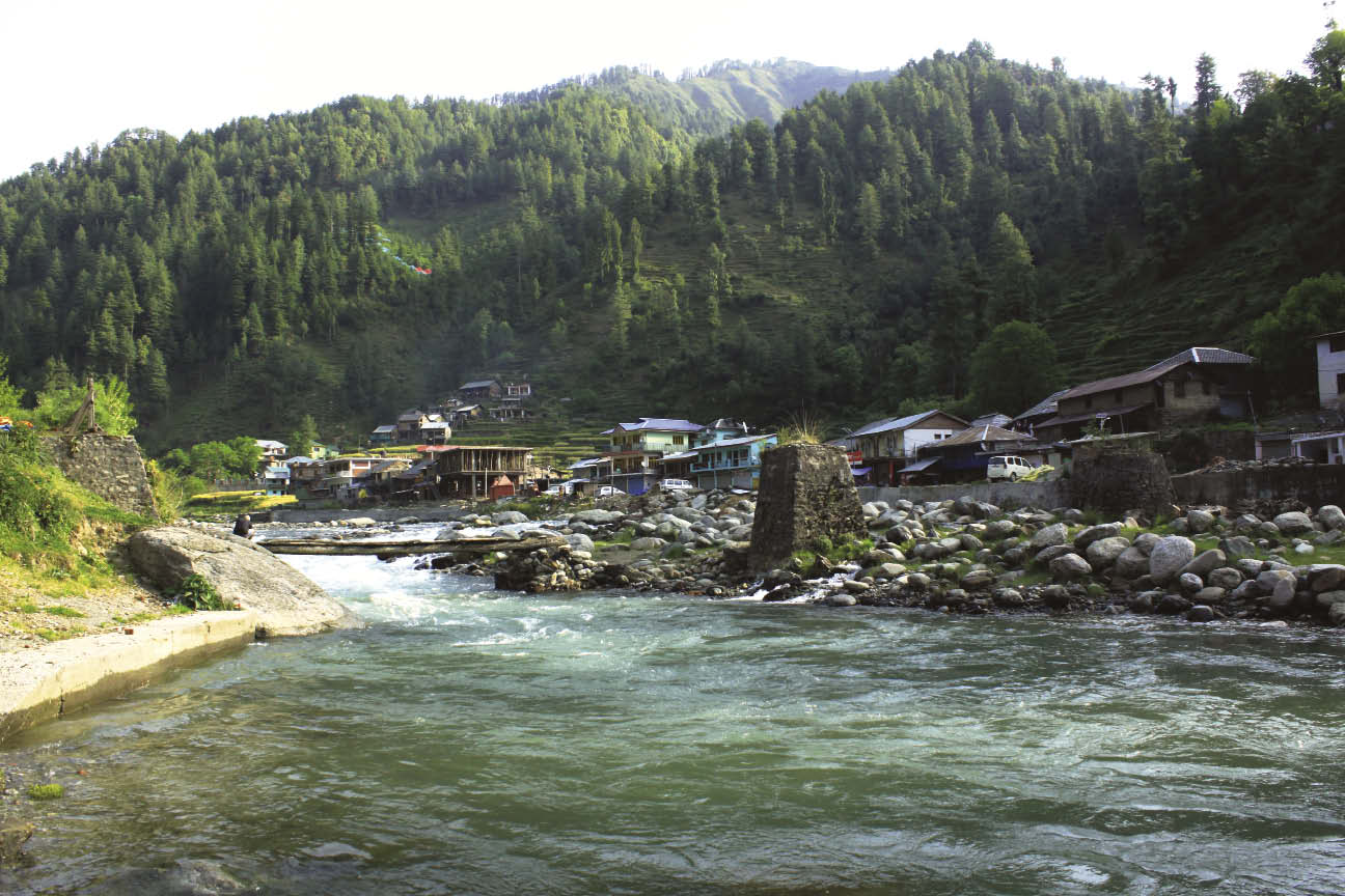 Barot Himachal Tourist Guide