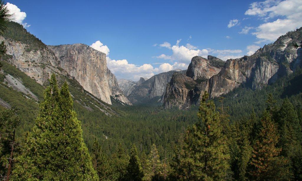 Yosemite National Park USA Tourist Guide