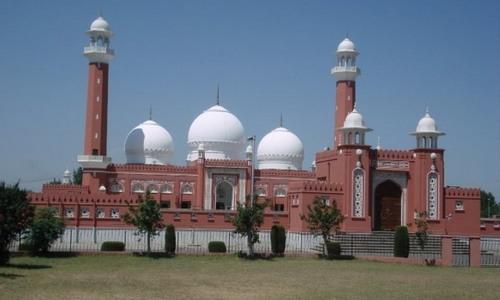 Jama Masjid Nahan Himachal Pradesh
