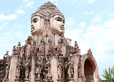 Amarkantak Achanakmar Bilaspur Tour Itinerary