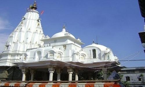 Brajeshwari Devi Temple Kangra
