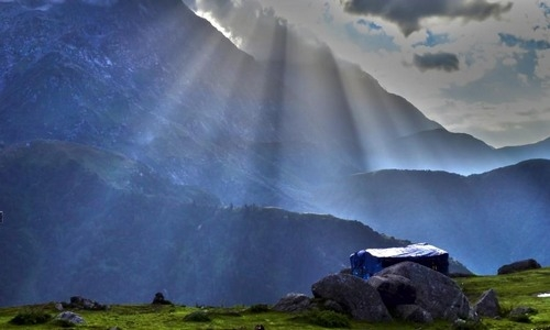 Triund  Trek Guide Triund Trek Package with Camping