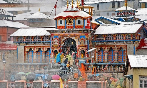 badrinath Travel Guide