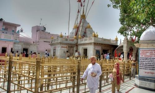 Mata Naina Devi Temple Himachal Tourist Guide