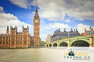 Top 4 UK Top Attractions