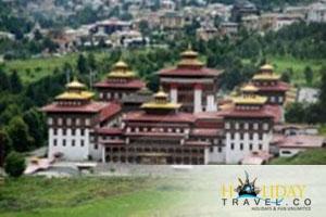 Top 3 Bhutan Top Attractions