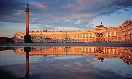 10 Top attractions in Russia