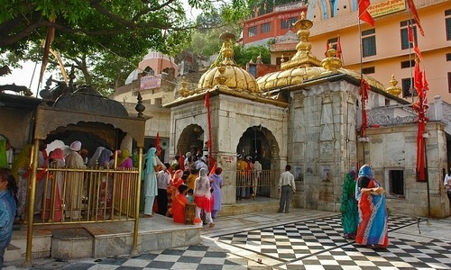 Triloknath Temple Lahaul Spiti
