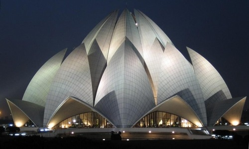 Lotus Temple Delhi Tour Guide