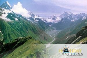 Himalayan HillStation Tourism