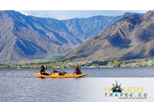 Kashmir Top Attractions