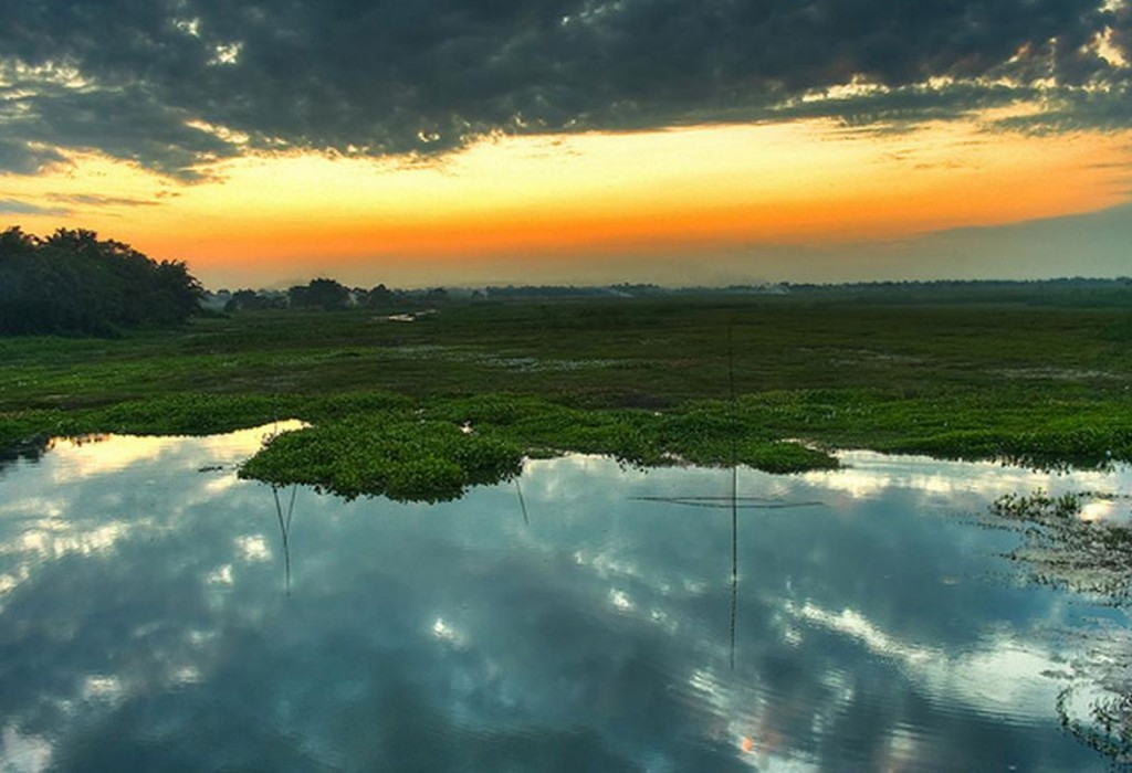 Majuli Tourist Guide Indias Famous River Island In Brahmaputra - World famous river name