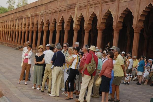 Incredible India for International Tourists