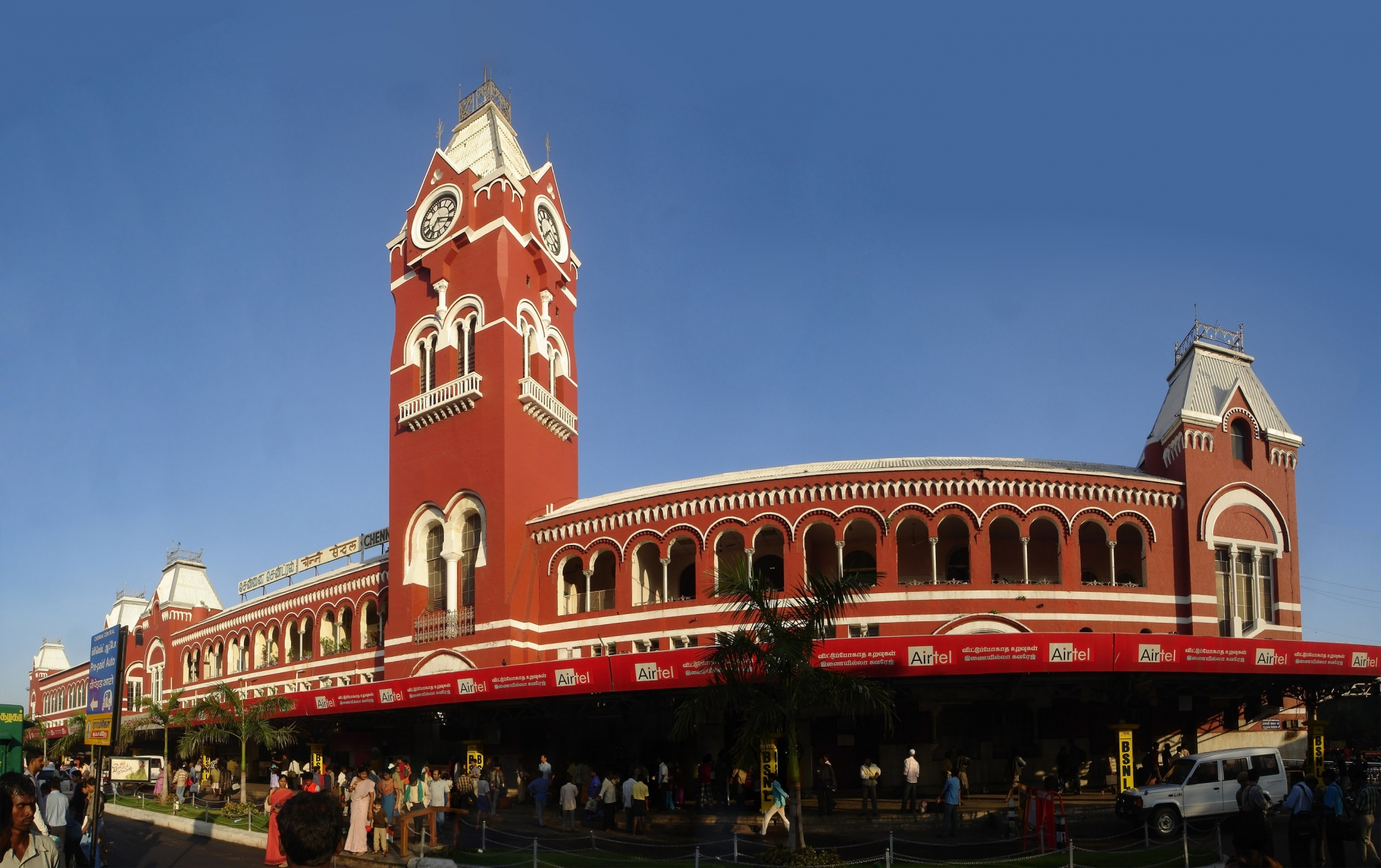 Chennai Tourist Guide