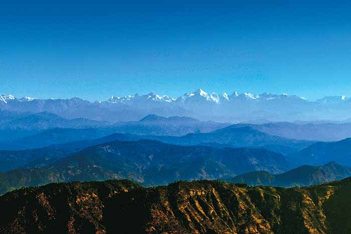 Binsar Tourist Guide The Crown Jewel Of Kumaon Hills